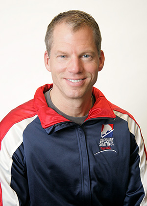Figure skating coach Tom Zakrajsek