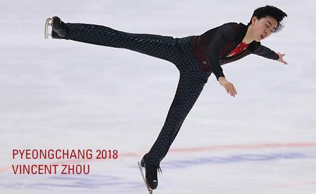 Vincent Zhou PyeongChang 2018