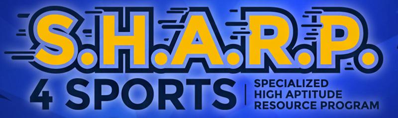 SHARP 4 Sports